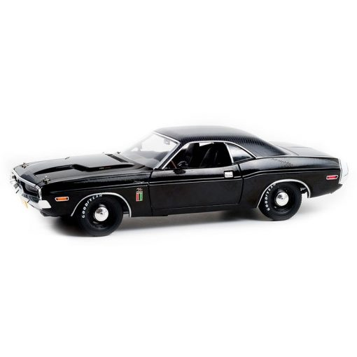 Dodge Challenger R/T 426 HEMI *The Black Ghost*