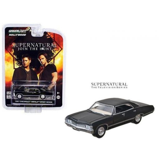 Chevrolet Impala Sport Sedan *Supernatural*