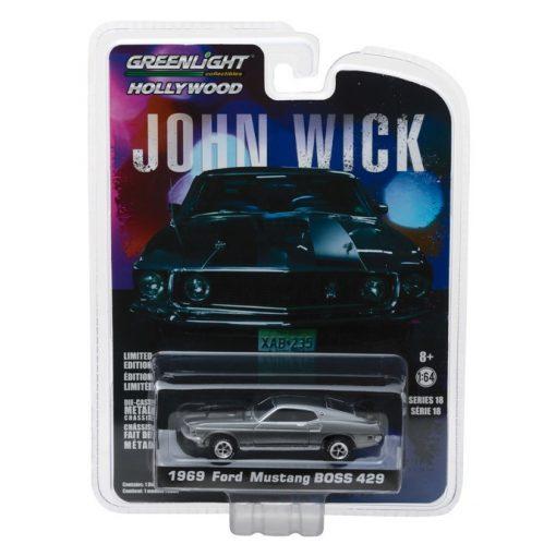 Ford Mustang Boss 429 *John Wick*