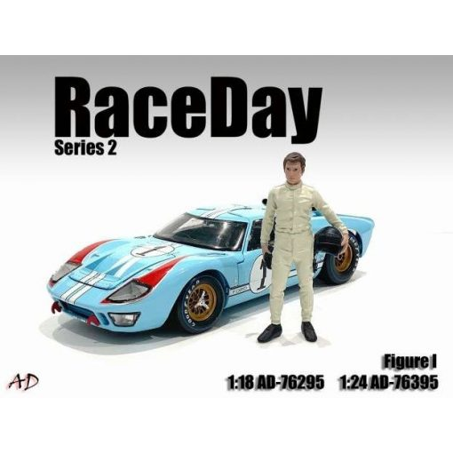 American Diorama (Race Day Series 2 - Figure1)