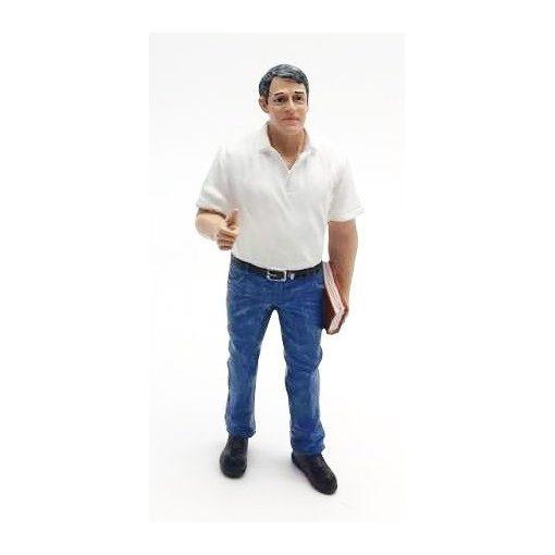 American Diorama Figure (Manager Tim)