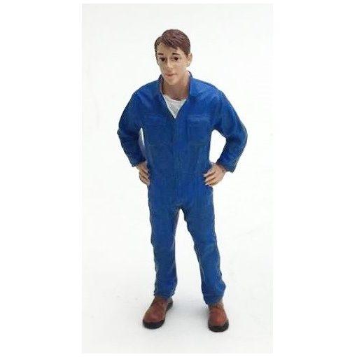 American Diorama Figure (Manager John Inspecting)