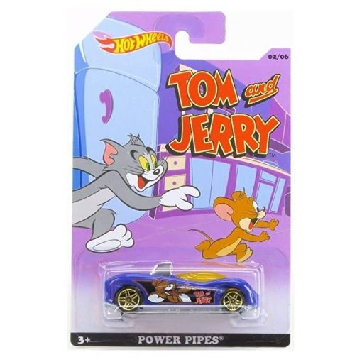 Power Pipes (Tom and Jerry assortment)