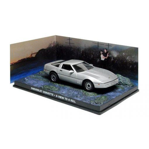 Chevrolet Corvette *James Bond*