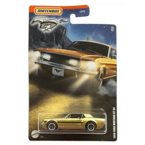 Ford Mustang GT CS