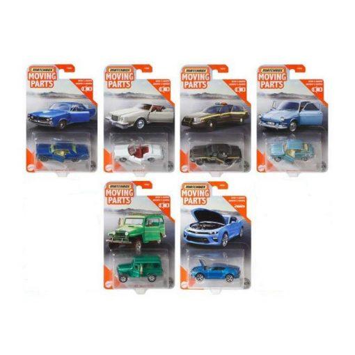 Gyűjtői sorozat (Basic Car Roadtrip)