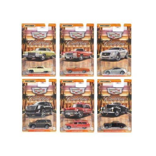 Gyűjtői sorozat (Cadillac assortment #1)