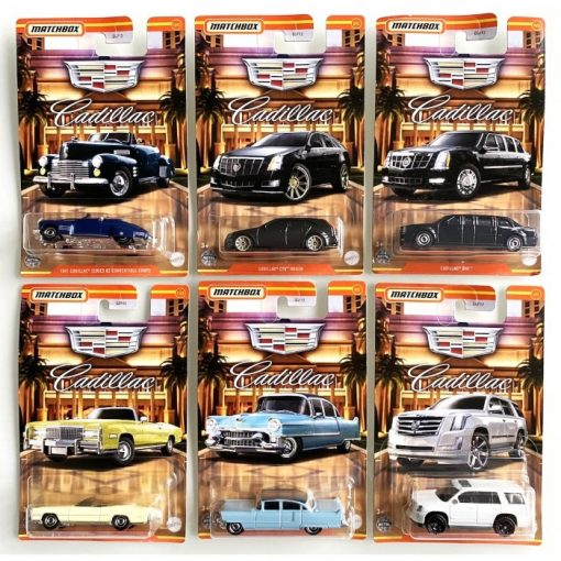 Gyűjtői sorozat (Cadillac assortment #2)
