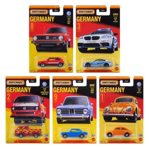 Gyűjtői sorozat (Best of Germany assortment #1)