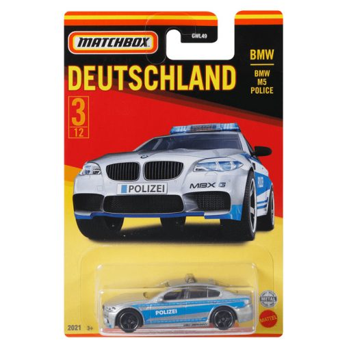 BMW M5 Police (Best of Germany assortment #1)